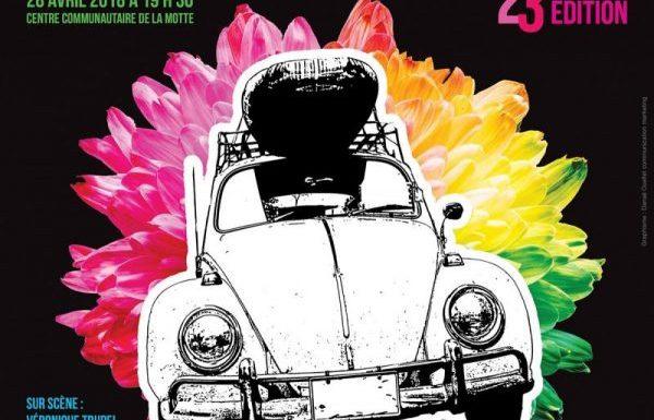 Affiche Show de La Motte 2018