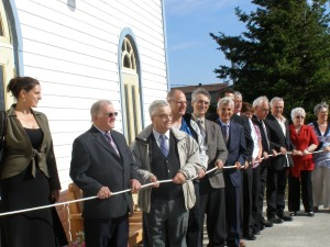 Inauguration du Centre communautaire